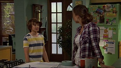 Jimmy Williams, Amy Williams in Neighbours Episode 7216