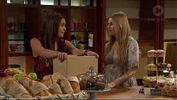 Paige Novak, Amber Turner in Neighbours Episode 7216