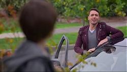 Jimmy Williams, Liam Barnett in Neighbours Episode 7216