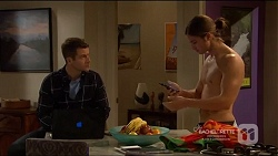 Mark Brennan, Tyler Brennan in Neighbours Episode 7217