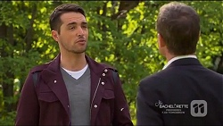 Liam Barnett, Paul Robinson in Neighbours Episode 7217