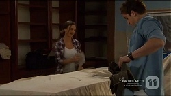 Amy Williams, Kyle Canning in Neighbours Episode 7217