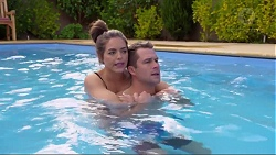 Paige Smith, Mark Brennan in Neighbours Episode 7218