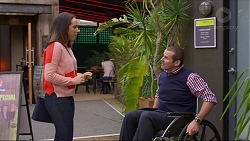 Imogen Willis, Toadie Rebecchi in Neighbours Episode 7218