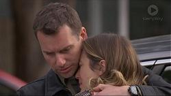 Lucas Fitzgerald, Sonya Rebecchi in Neighbours Episode 7218