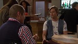Toadie Rebecchi, Daniel Robinson in Neighbours Episode 7218