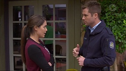 Paige Novak, Mark Brennan in Neighbours Episode 7219