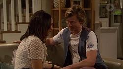 Imogen Willis, Daniel Robinson in Neighbours Episode 7219