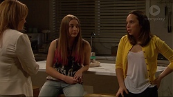 Terese Willis, Piper Willis, Imogen Willis in Neighbours Episode 7220