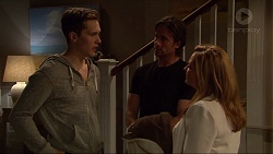 Josh Willis, Brad Willis, Terese Willis in Neighbours Episode 7220