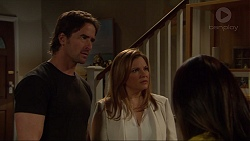 Brad Willis, Terese Willis, Imogen Willis in Neighbours Episode 7220