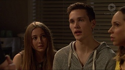 Piper Willis, Josh Willis, Imogen Willis in Neighbours Episode 7220