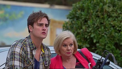 Kyle Canning, Sheila Canning in Neighbours Episode 7220