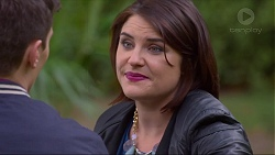 Josh Willis, Naomi Canning in Neighbours Episode 7220