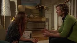 Piper Willis, Daniel Robinson in Neighbours Episode 7221