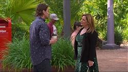 Brad Willis, Terese Willis in Neighbours Episode 7221