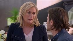 Lauren Turner, Brad Willis in Neighbours Episode 7221