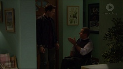 Josh Willis, Toadie Rebecchi in Neighbours Episode 7222