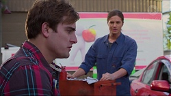Kyle Canning, Tyler Brennan in Neighbours Episode 7222