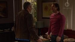 Karl Kennedy, Brad Willis in Neighbours Episode 7222