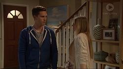 Josh Willis, Amber Turner in Neighbours Episode 7222