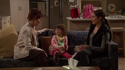 Susan Kennedy, Nell Rebecchi, Paige Smith in Neighbours Episode 7222