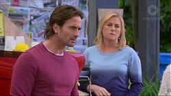 Brad Willis, Lauren Turner in Neighbours Episode 7222