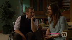 Toadie Rebecchi, Amy Williams in Neighbours Episode 7223