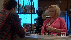 Kyle Canning, Sheila Canning in Neighbours Episode 7223
