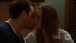 Liam Barnett, Amy Williams in Neighbours Episode 7223