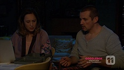Sonya Mitchell, Toadie Rebecchi in Neighbours Episode 7223