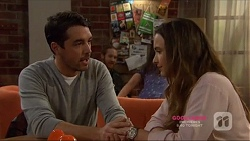 Liam Barnett, Amy Williams in Neighbours Episode 7224