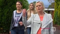 Paige Novak, Amber Turner, Lauren Turner in Neighbours Episode 7224
