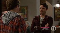 Kyle Canning, Liam Barnett in Neighbours Episode 7224