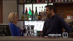 Sheila Canning, Nate Kinski in Neighbours Episode 7226