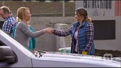 Steph Scully, Amy Williams in Neighbours Episode 7226