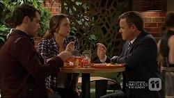Liam Barnett, Amy Williams, Paul Robinson in Neighbours Episode 7227