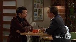 Liam Barnett, Paul Robinson in Neighbours Episode 7227