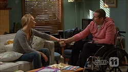 Steph Scully, Toadie Rebecchi in Neighbours Episode 7227