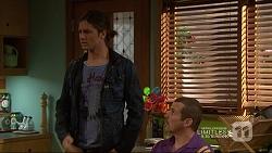 Tyler Brennan, Toadie Rebecchi in Neighbours Episode 7227