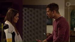 Paige Novak, Mark Brennan in Neighbours Episode 7228