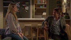 Amber Turner, Brad Willis in Neighbours Episode 7228