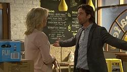 Lauren Turner, Brad Willis in Neighbours Episode 7229