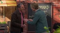 Karl Kennedy, Daniel Robinson in Neighbours Episode 7230