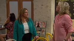 Terese Willis, Lauren Turner in Neighbours Episode 7230