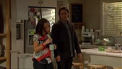 Imogen Willis, Brad Willis in Neighbours Episode 7230