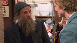 Leon Jones, Daniel Robinson in Neighbours Episode 7230