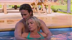 Brad Willis, Lauren Turner in Neighbours Episode 7230