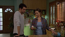 Liam Barnett, Amy Williams in Neighbours Episode 7231