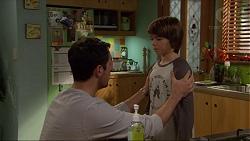 Liam Barnett, Jimmy Williams in Neighbours Episode 7231